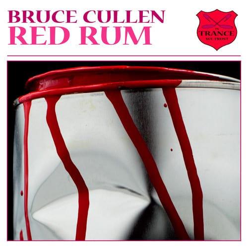 Bruce Cullen - Red Rum Album Art