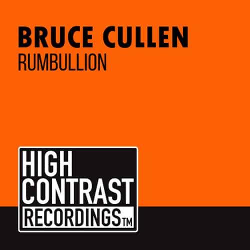 Bruce Cullen - Rumbullion Album Art