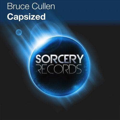 Bruce Cullen - Capsized Album Art