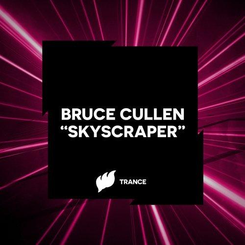 Bruce Cullen - Skyscraper Album Art